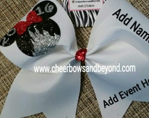 Cheer Championship Cheer & Dance Bows