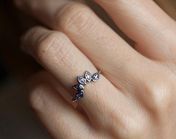like this item - Sapphire Wedding Ring