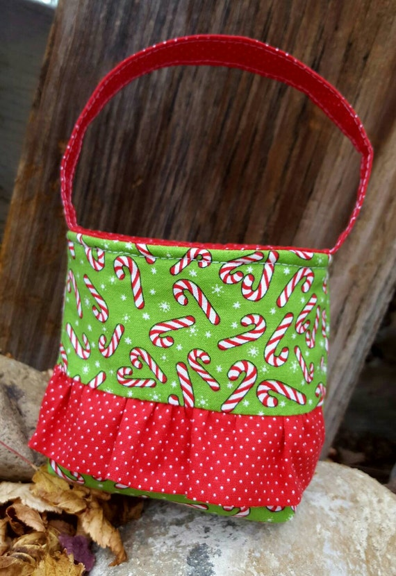 Baby's First Purse, Little Girl's Christmas Purse, Candy Cane Toddler Purse