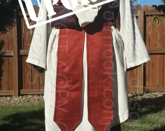 UPGRADE Removeable Outer Tunic Hood