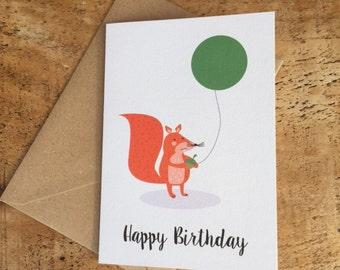 Glücklich Geburtstag Karte für Mann / lustige Jahrestags-Karte