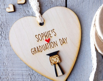 Girl's Graduation gift - Graduation keepsake - Girl's Graduation =