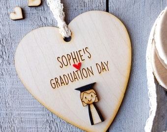 Rustic Girl's Graduation gift - Graduation keepsake - Girl's Graduation