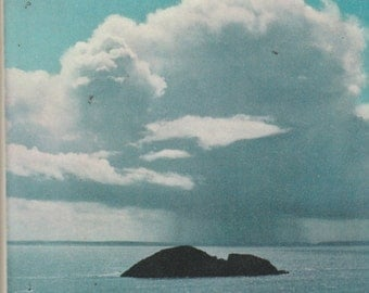 Vintage The Observer's Book of Weather 1970