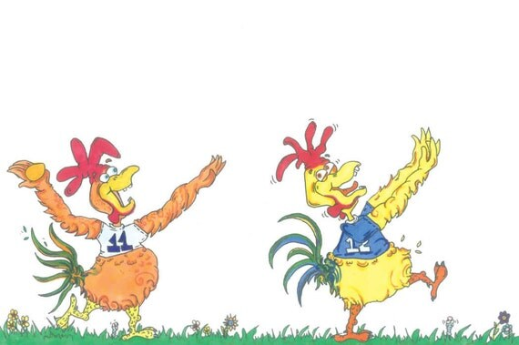 A Poultry Dispute