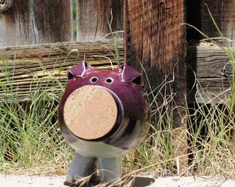 BACON BIT - Ceramic Piggy Bank