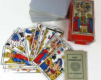 B.P Grimauld Tarot Cards