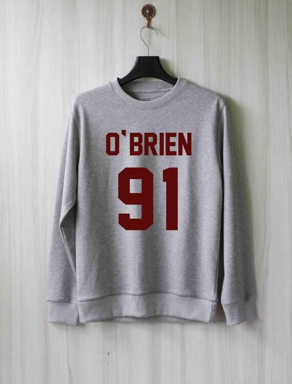 dylan o 39 brien teen wolf sweatshirt sweater jumper pullover. Black Bedroom Furniture Sets. Home Design Ideas