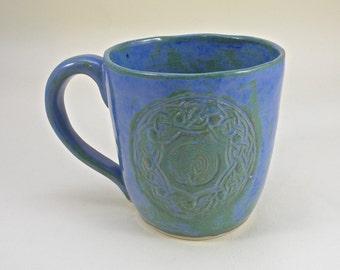jumbo tea mug beer mug  29 oz. food safe Glaze STONEWARE huge mug
