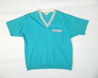 Vintage Blue Blouse...