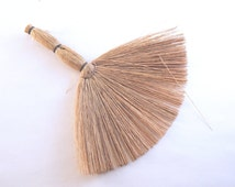 Unique small straw broom related items etsy for Straw brooms for crafts