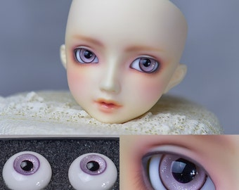 BJDs Dolls [Glass Eyes] Hight quality 3 colors in