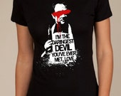 Crowley Supernatural T-shirt