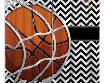 Basketball window curtains – Etsy