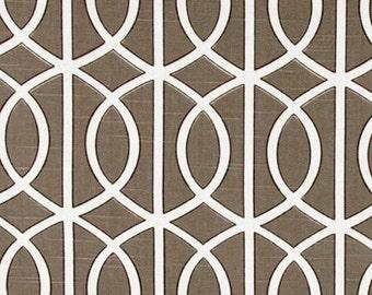 Robert Allen Dwell Studio Bella Porte Slub Brindle Fabric