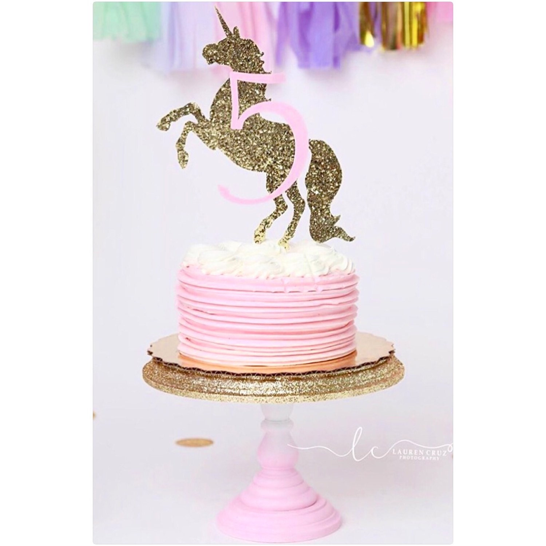 Cake Ideas And Party Themes: Unicorn Cake Topper Unicorn Party Decorations Unicorn Party