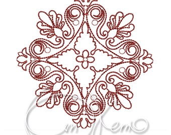 MACHINE EMBROIDERY FILE - Mandala 5
