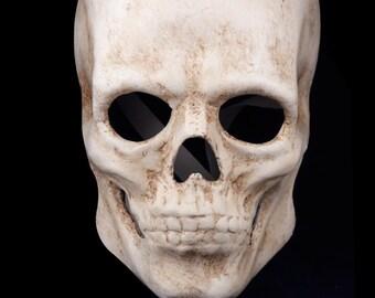 Venetian Mask Skull