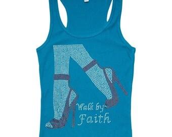 Walk by Faith Tank Top - Faith Clothing