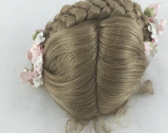WEE Doll Wig, Blonde, Size 3
