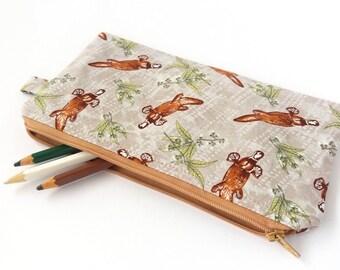 Pencil bag, Cute, Pencil case, Platypus, Zipper pouch, Travel wallet, Children gifts, Pencil storage pouch, Australian bag, Desk accessory