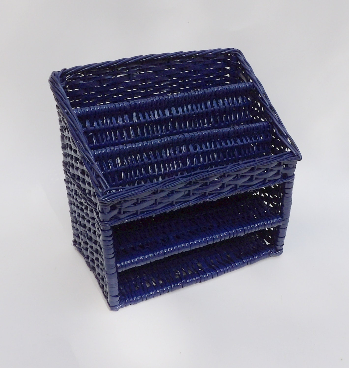 Office desk organizer mail holder sorter by - Desk organizer sorter ...