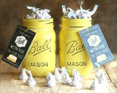 Bus Driver Gift - Bus Driver - School Bus Driver - Teacher Appreciation - Gifts For Teachers - Pencil Holder - Mason Jar Decor