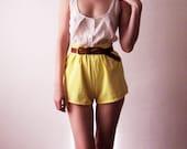 80s Cotton Shorts XS Small