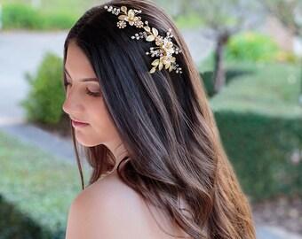 PORTIA | Bridal Comb, Wedding headpiece, Bridal Headpiece, Wedding Comb,