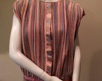 Bonnie Strauss Gorgeous Silk Vest