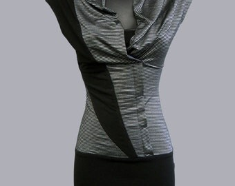 SALE sale final Space tunic with built-in camisole