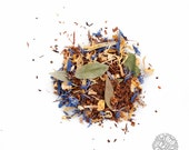 Honey Bee | Organic Herbal Tisane | Honeybush And Lemon | Iced Tea