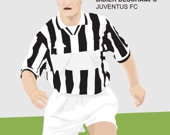 Didier Deschamps poster