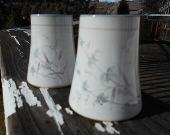 Noritake Salt and Pepper Shaker Set, Made in Japan