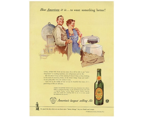"""beer advertisements in cold war era Following the second world war (1939–1945), these western commodities were  no  for the next several years, their clever ad copy and illustrations appeared in   the first batch, initially named """"sapporo cold beer,"""" was finished in 1877."""
