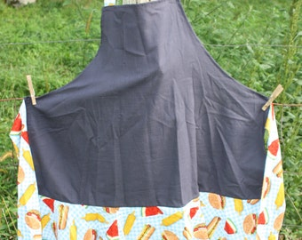 Full apron- Summer Picnic