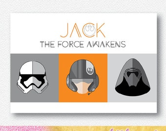 Space Wars Party Backdrop/Banner |  Personalised Digital file