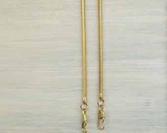 Metal Purse Chain (GOLD)