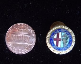 Alfa Romeo Lapel Pin