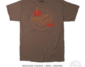 Mexican Foodie Men's Tee