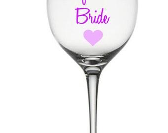 Grandma of the Bride, Grandmother of the Bride, Mommom of the Bride, Grandmother wedding gift, Grandma wedding gift, grandma wine glass