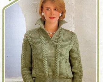 Mohair Beret Knitting Pattern : womens mohair cardigans & beret knitting pattern by Hobohooks