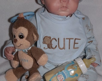 Reborn Doll Mikey The Monkey
