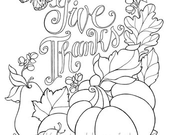 be thankful coloring pages | Be Strong and Courageous coloring page 8.5X11 Bible