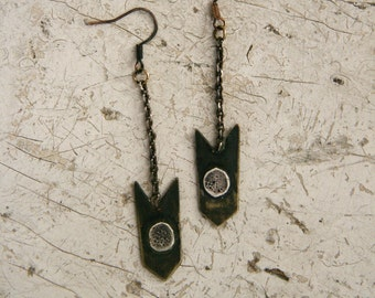 Moonrise Earrings // Dangles
