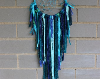 Dreamcatcher - Teal & Blue- Urban Outfitters, Free People