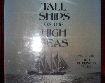 Tall Ships on the High Seas  Beken of Cowes