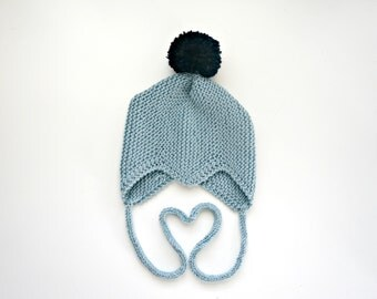 Knitting pattern - the Billie Baby Bonnet