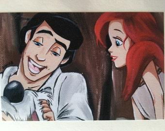 Ariel and Eric PRINT