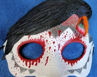 Hungry Raven Mask